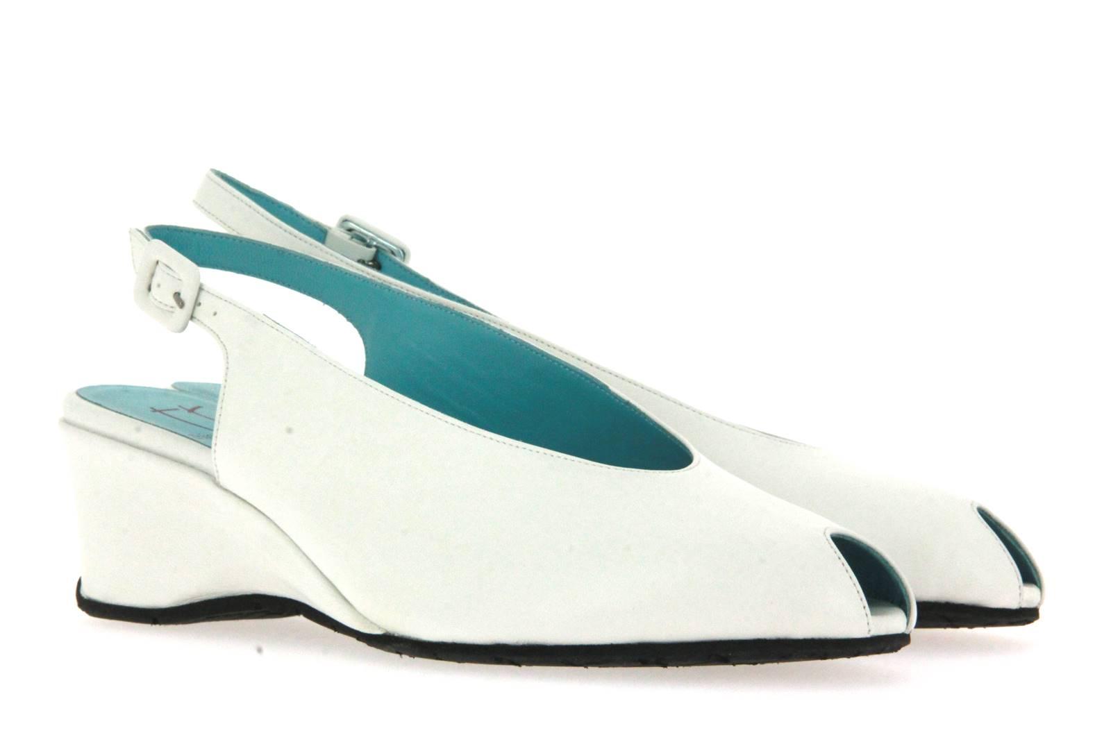 Thierry Rabotin sandal CHARMING NAPPA BIANCO