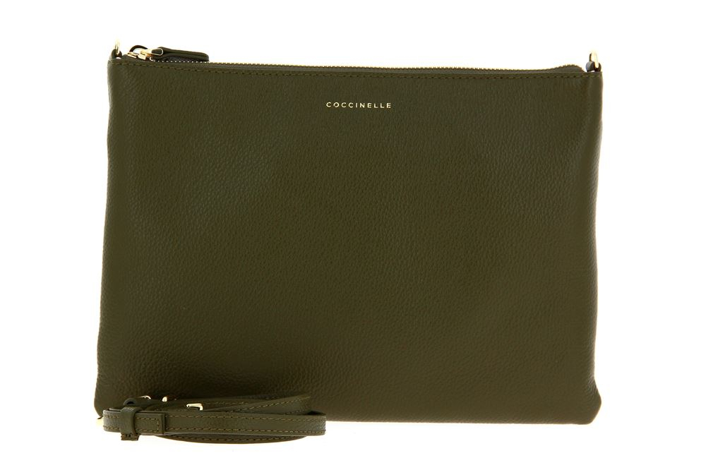 Coccinelle clutch MINI EVERGREEN