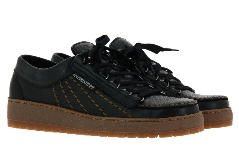Mephisto sneaker RAINBOW BLACK OREGON