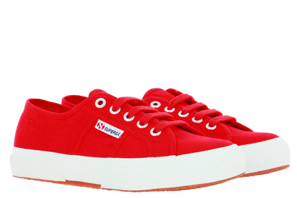 Superga sneaker COTU CLASSIC RED WHITE