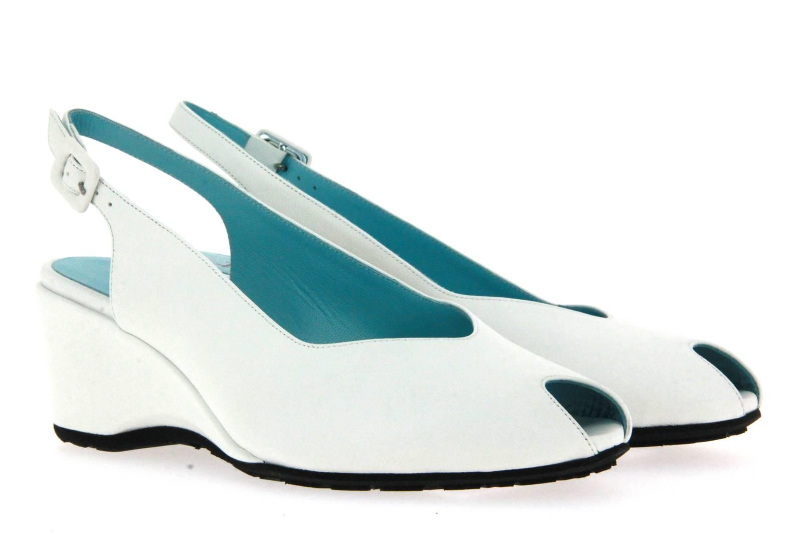 Thierry Rabotin sandal CHICAGO NAPPA SIGNAL WHITE