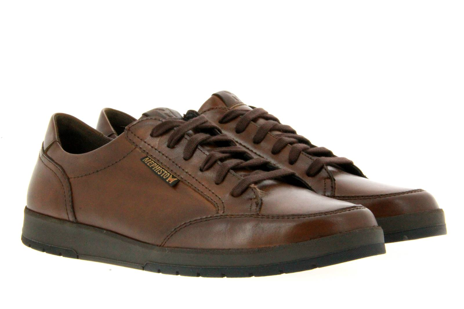 Mephisto lace-up LUDO CHESTNUT CRUST