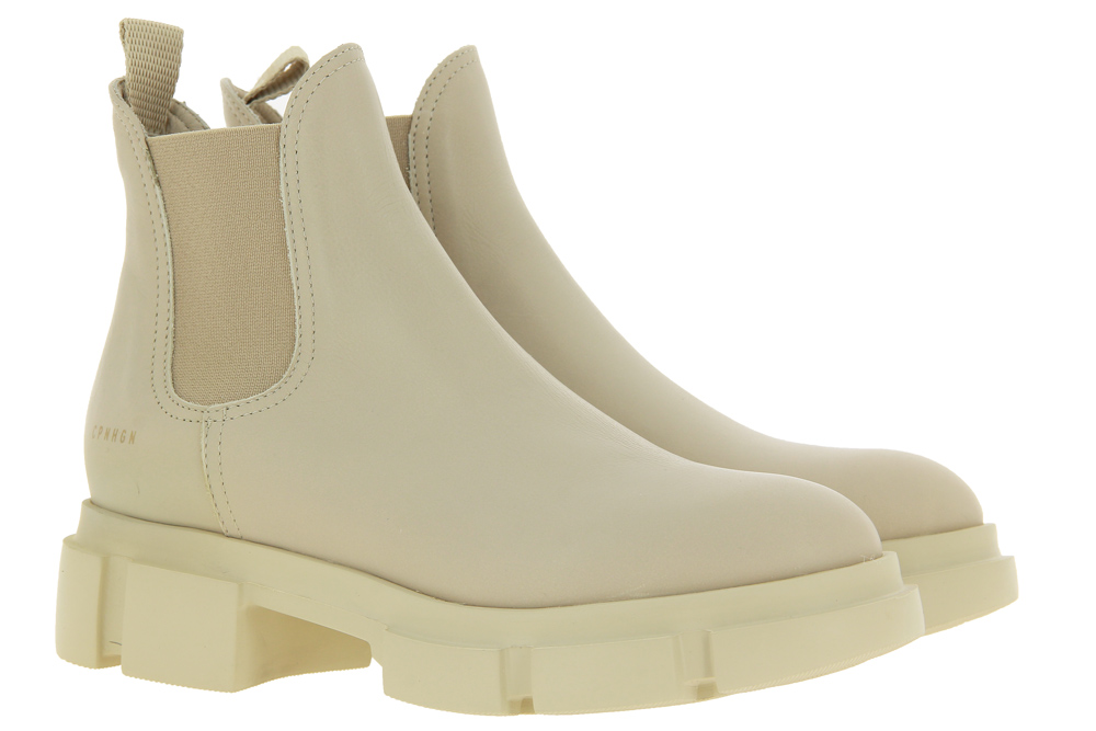 Copenhagen ankle boots VITELLO NATURE