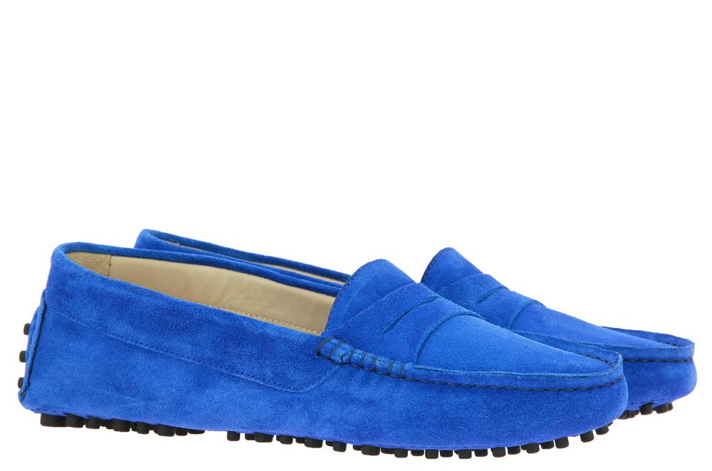 ScarpaRossa Slipper Gomma ELETTRICO BLUE