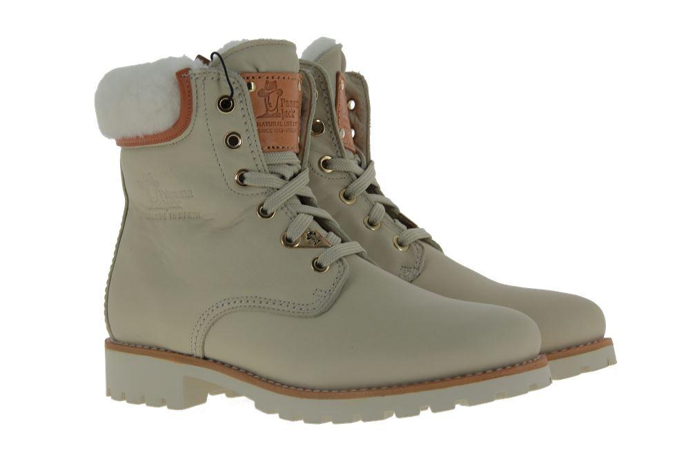 Panama Jack ankle boots lined PANAMA 03 IGLOO TRAVELLING NAPA CRUDO