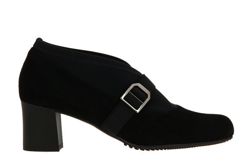 Brunate loafer BIBA CAMOSCIO STEP NERO