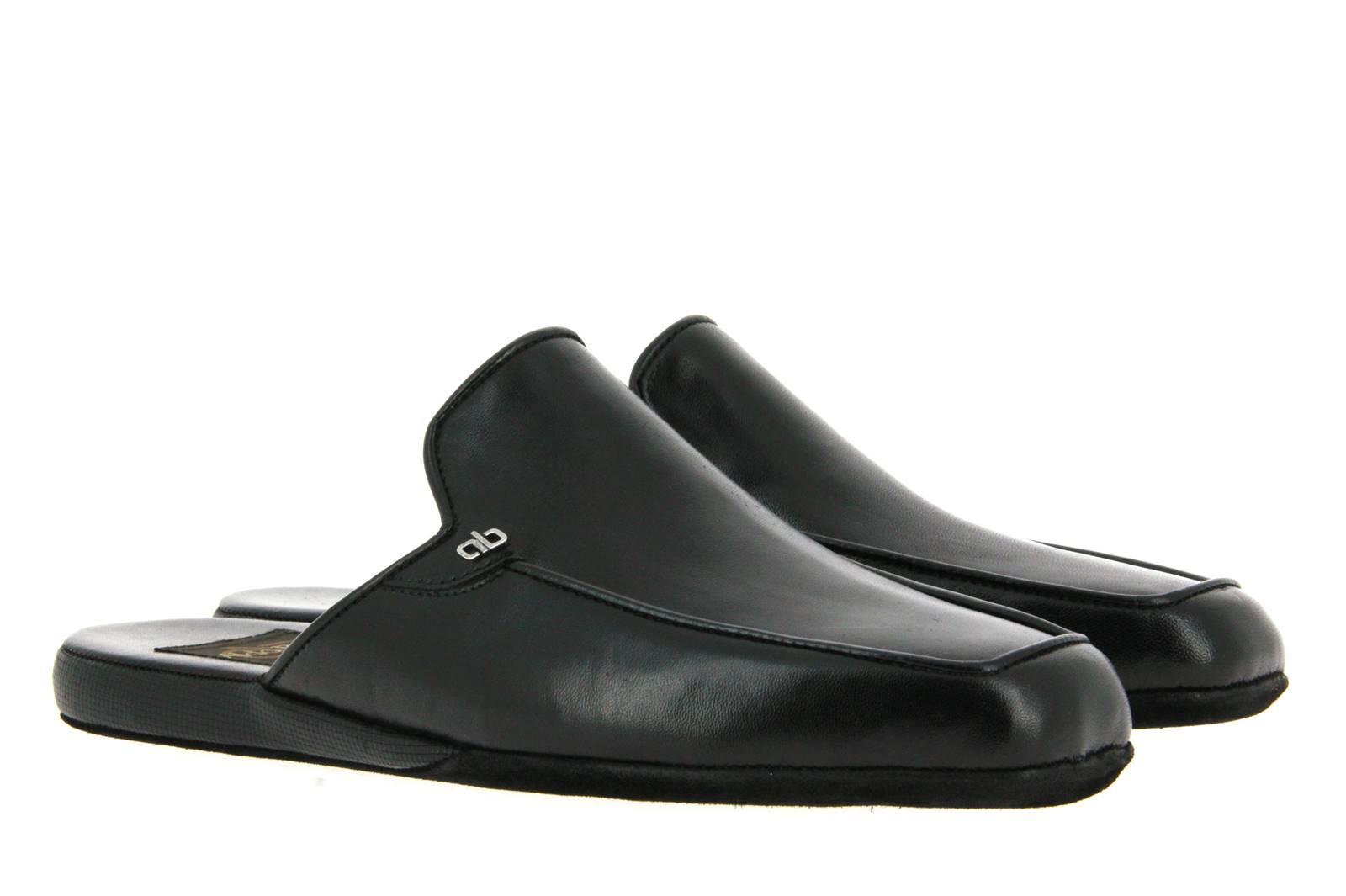 Aldo Bruè house slippers NAPPA NERO