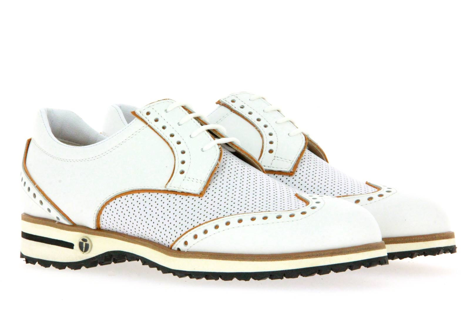 Tee Golf Shoes women's - golf shoes SALLY VITELLO GOLF BIANCO WP PAGLIA