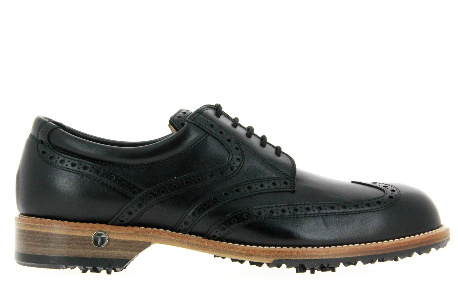 Tee Shoes golf shoe TOMMY VITELLO IDRO NERO