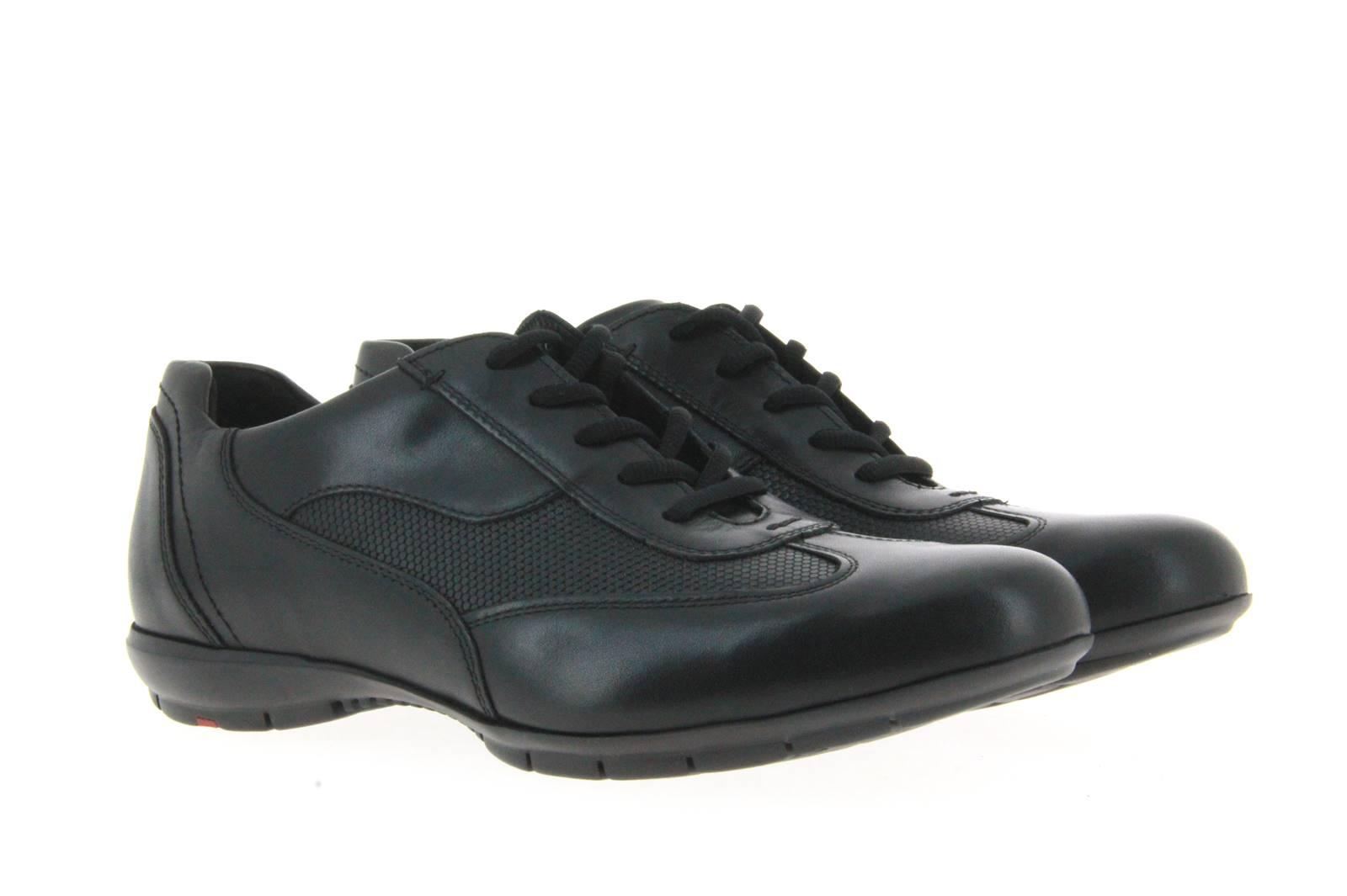 Lloyd sneaker ANDRES TOSCANA CALF BLACK