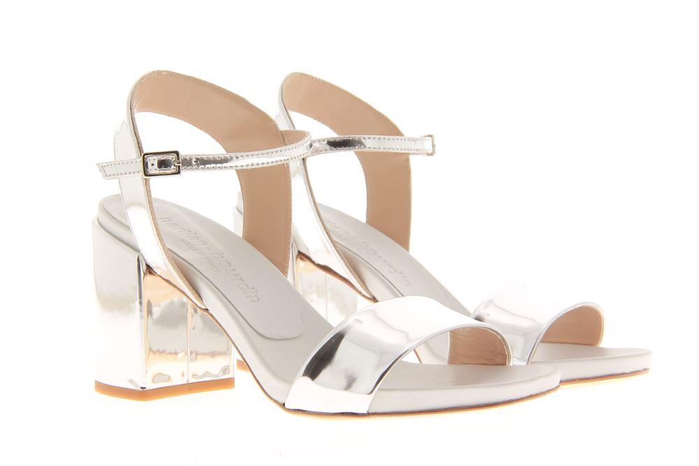 Hartian-Bourdin sandals JET3 GIN ARGENTO