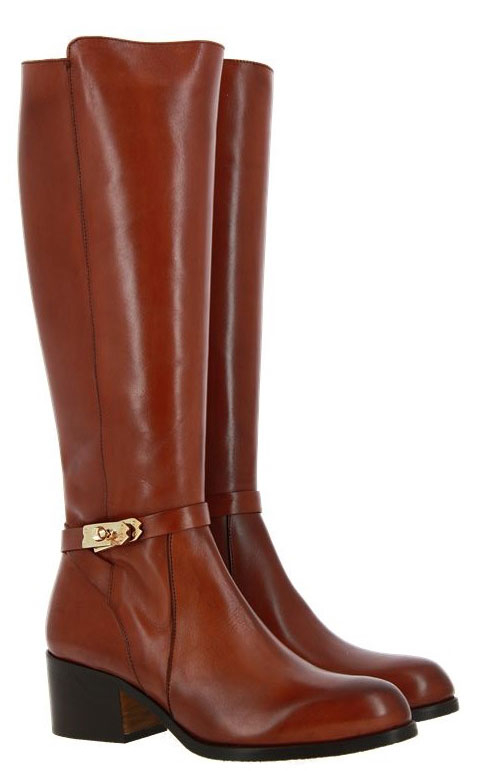 Calpierre boots LUX WHISKY