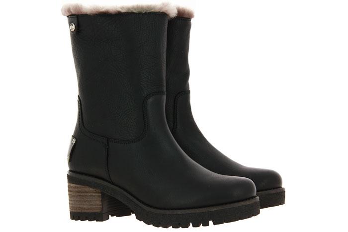 Panama Jack ankle boots PIOLA IGLOO B12 NAPA NEGRO
