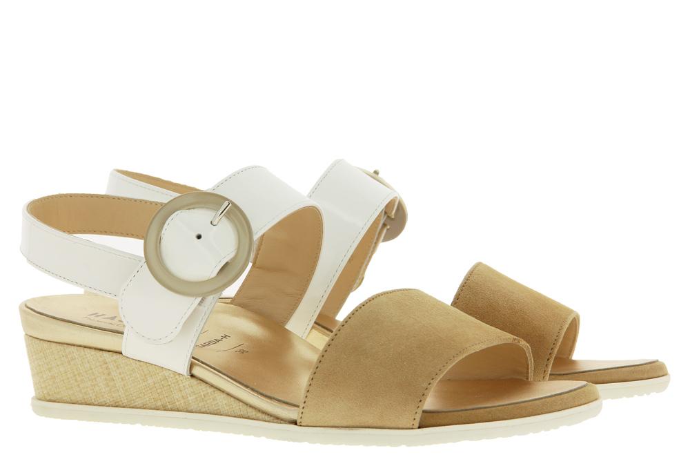 Hassia sandals GARDA H VARIO DORELACK WHITE CREAM