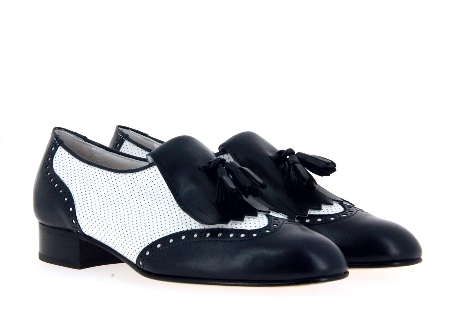 Maretto loafer BIANCO BLEU