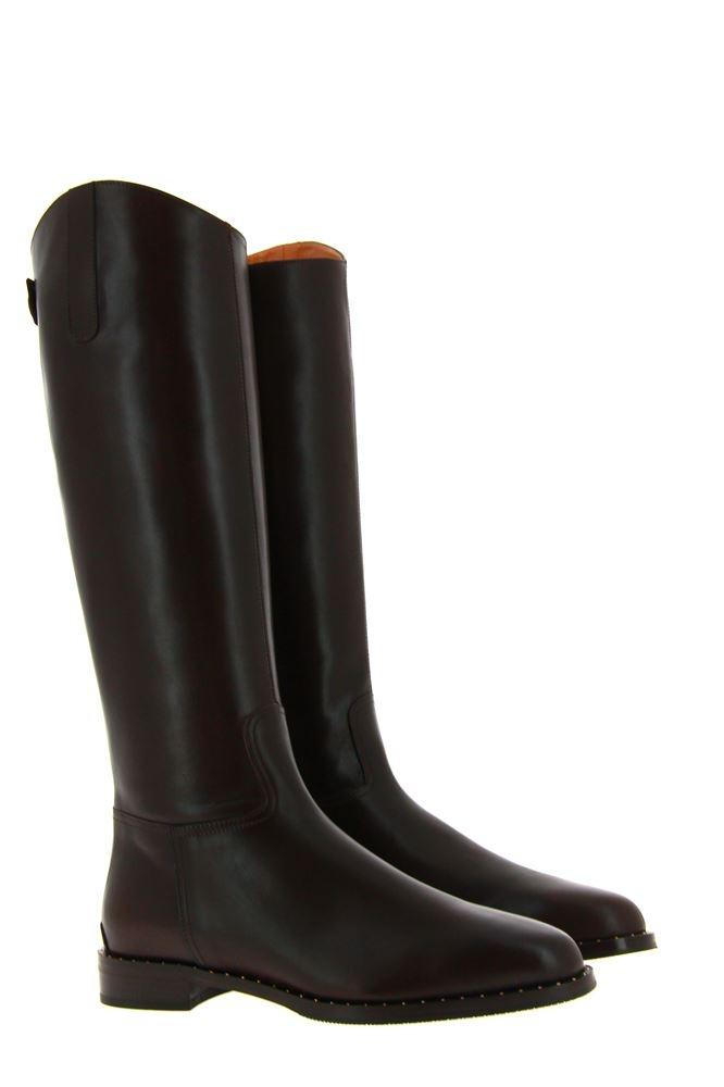 Maretto boots LEATHER CIOCCOLATO