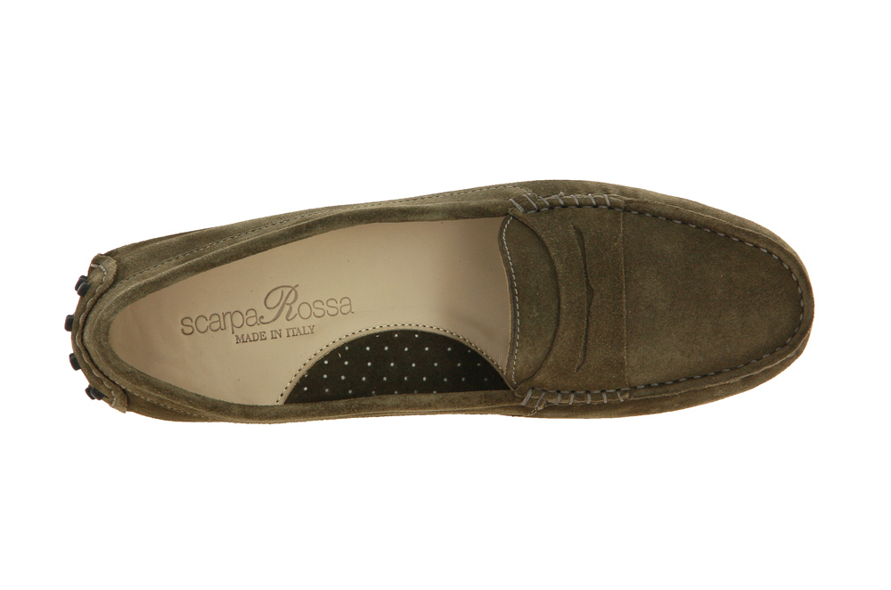 scarpaRossa Slipper Gomma FORESTA BROWN