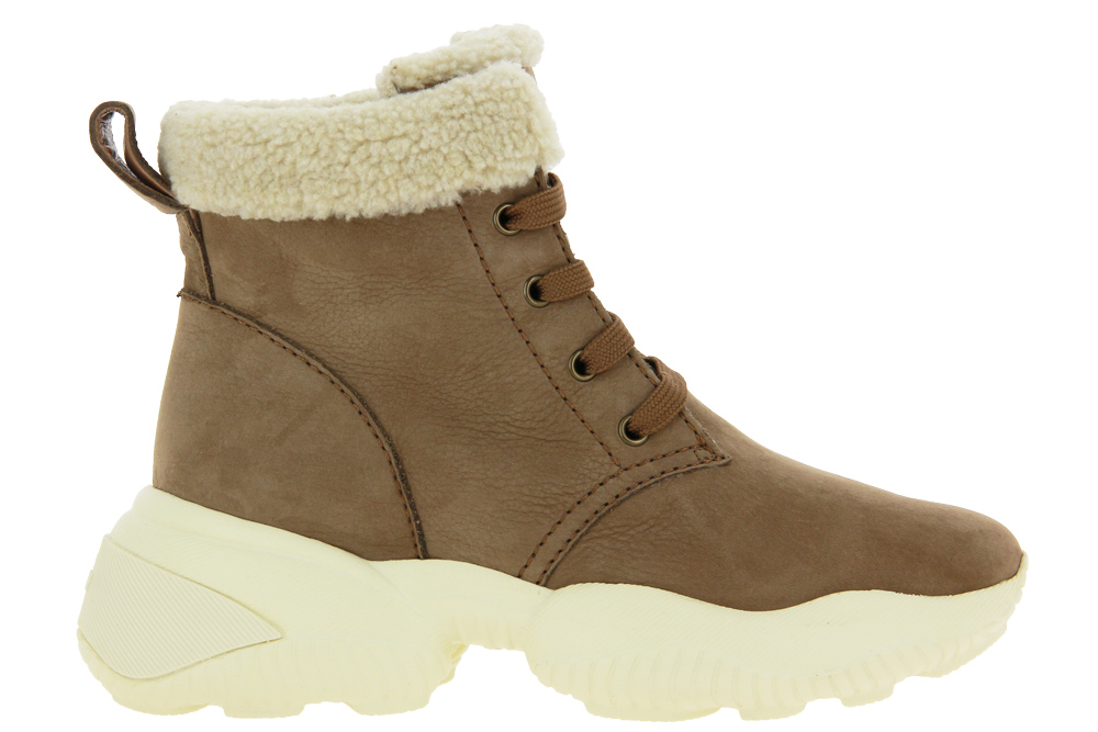 Hogan ankle boots lined INTERACTION COMBAT