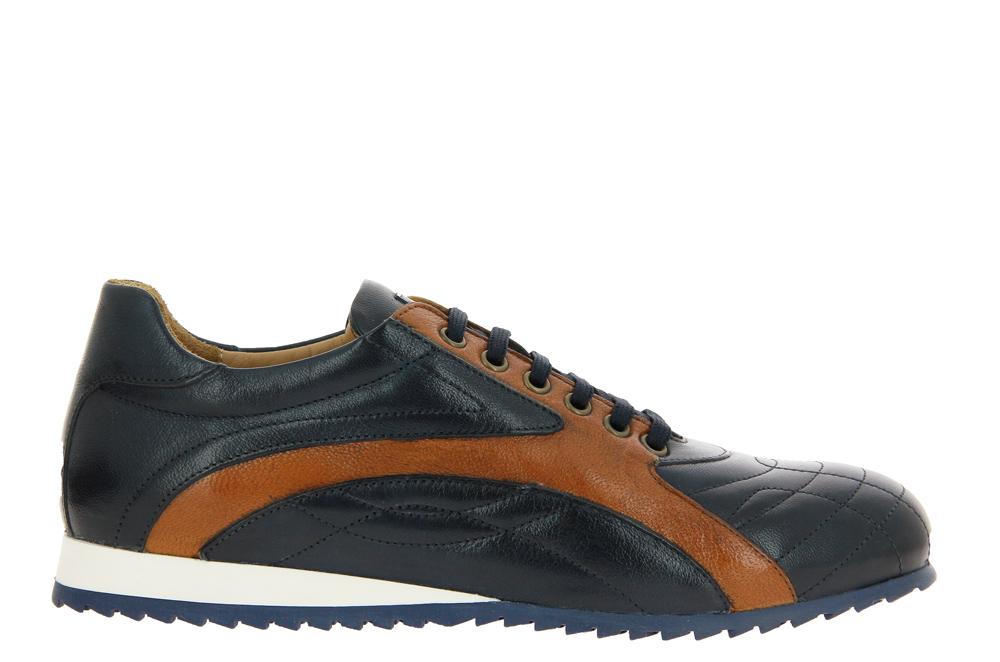 Galizio Torresi sneaker VEGAS BLUE CUOIO