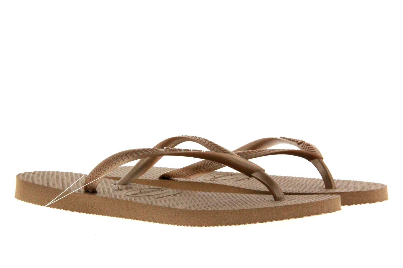 Havaianas toe sandals SLIM ROSE GOLD