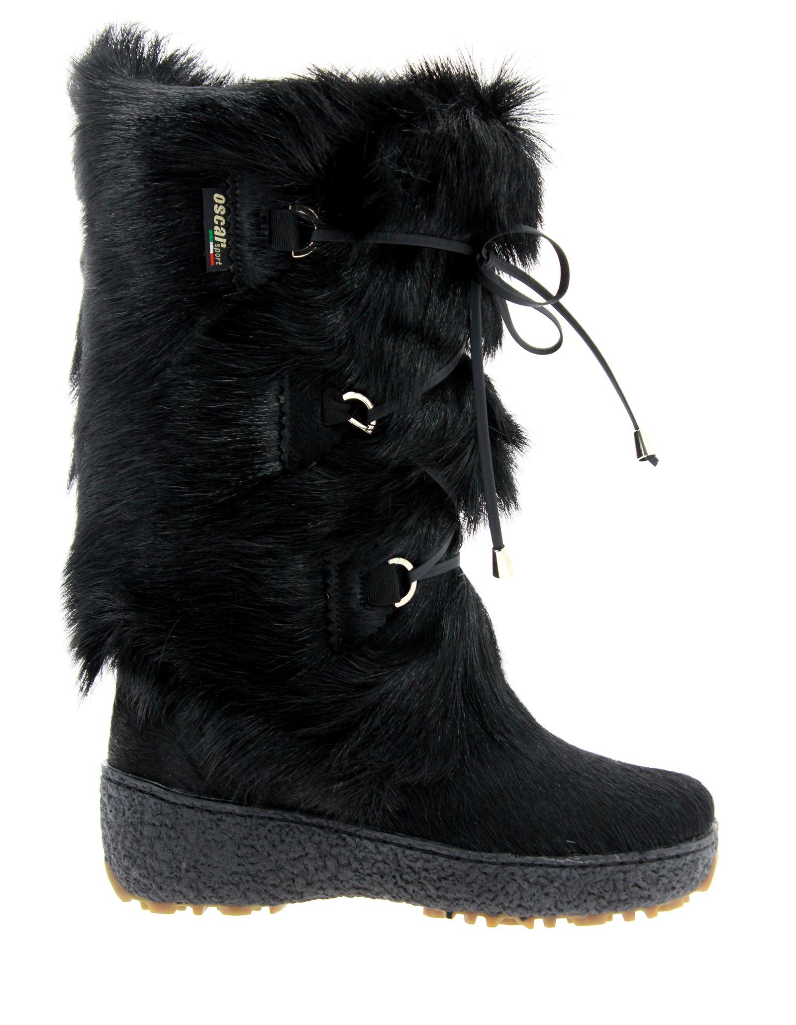 Oscar Sport fur boots JULIA NERO