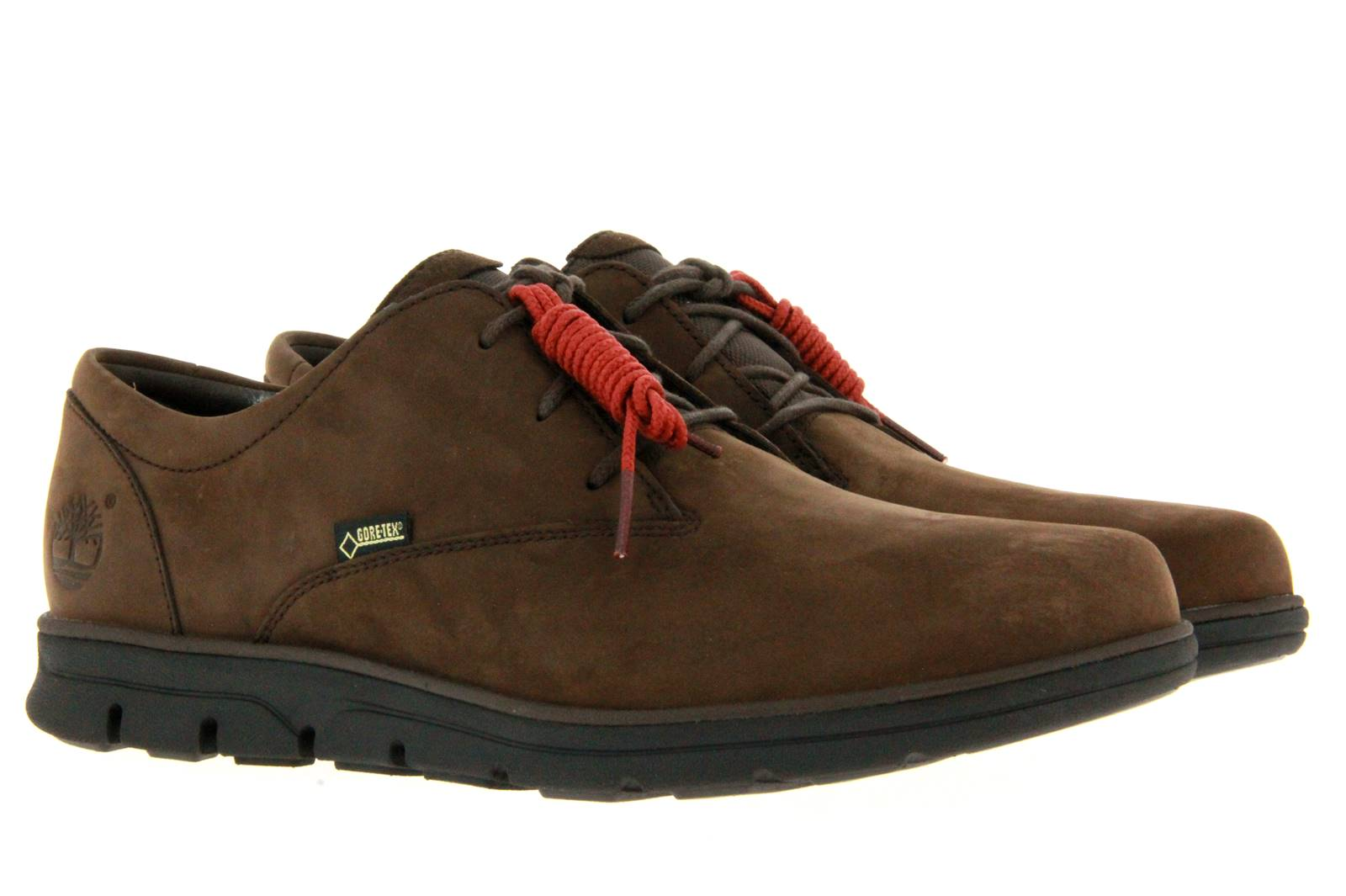 Timberland lace-up BRADSTREET CASUAL OX DARK