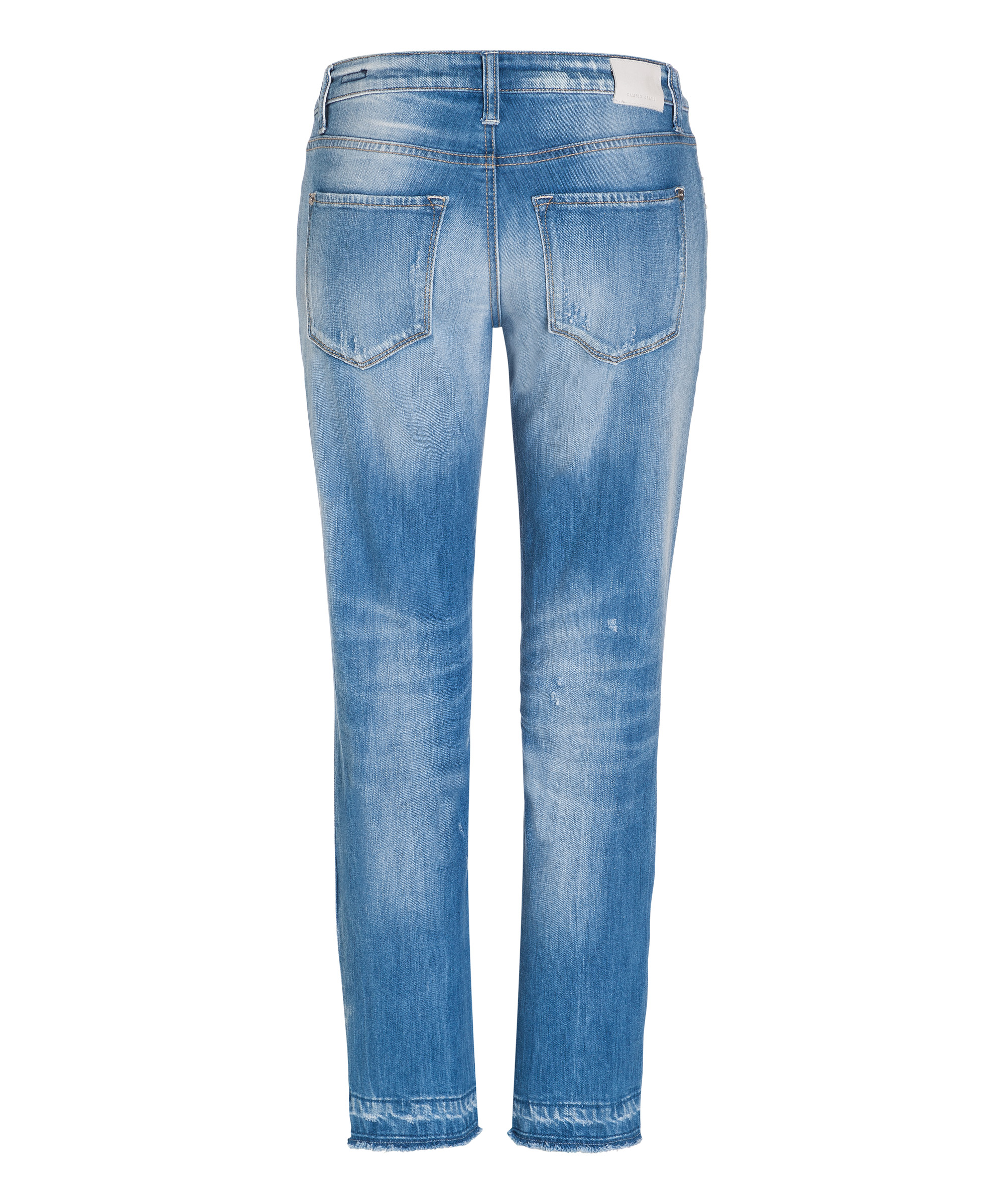Cambio Jeans Laurie AUTHENTIC LIFELY USED OPEN HEM