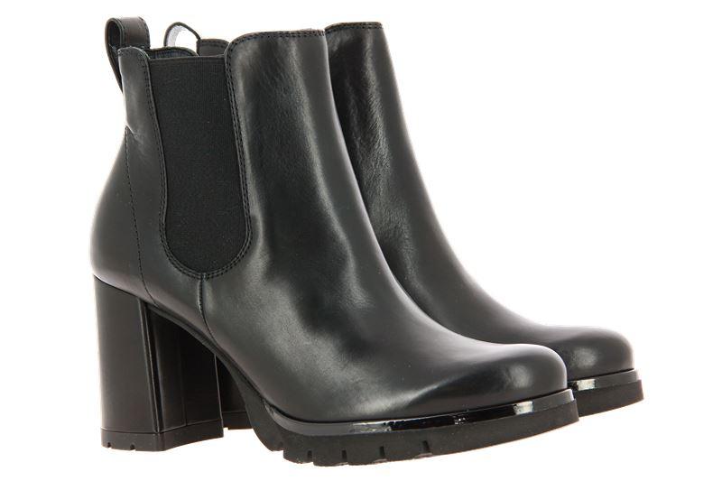 Paul Green ankle boots FOULARD SCHWARZ