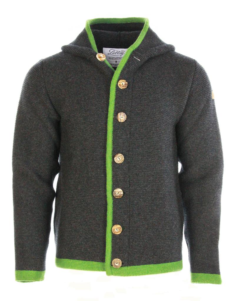 Liebling Tyrolean jacket THOMAS2 GRÜN