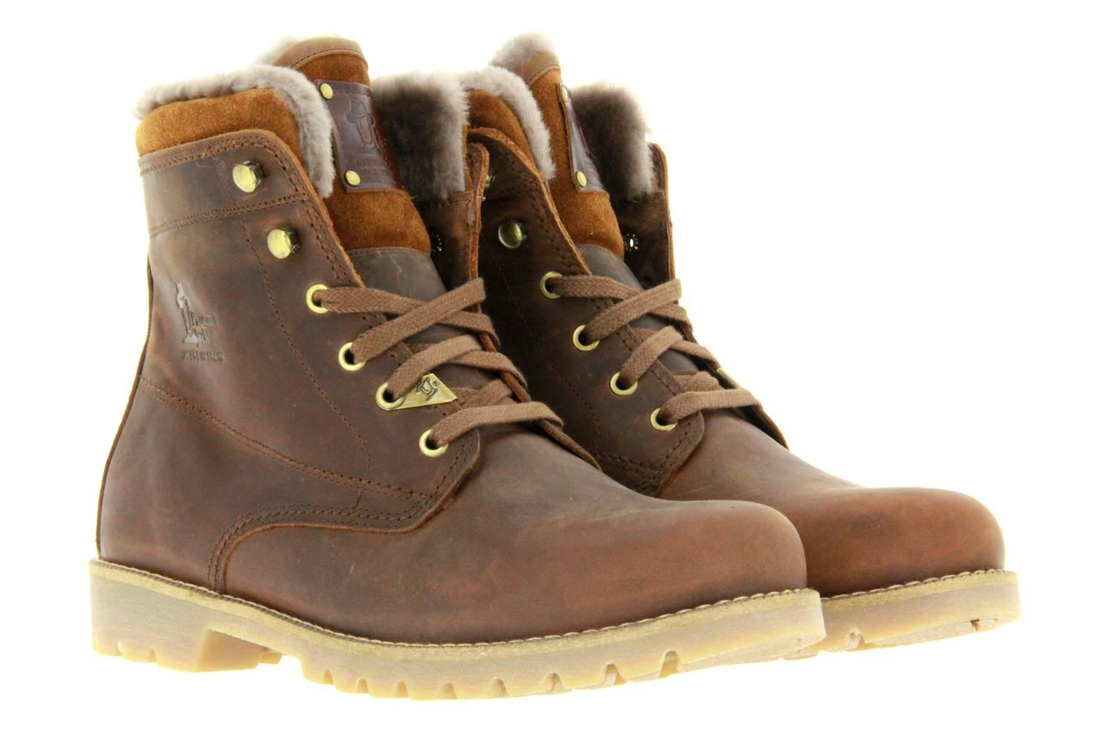 Panama Jack lace-up boots AVIATOR 03
