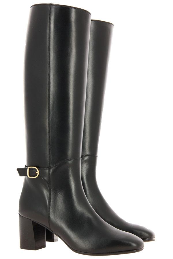 Maretto boots NAPPA NERO F90