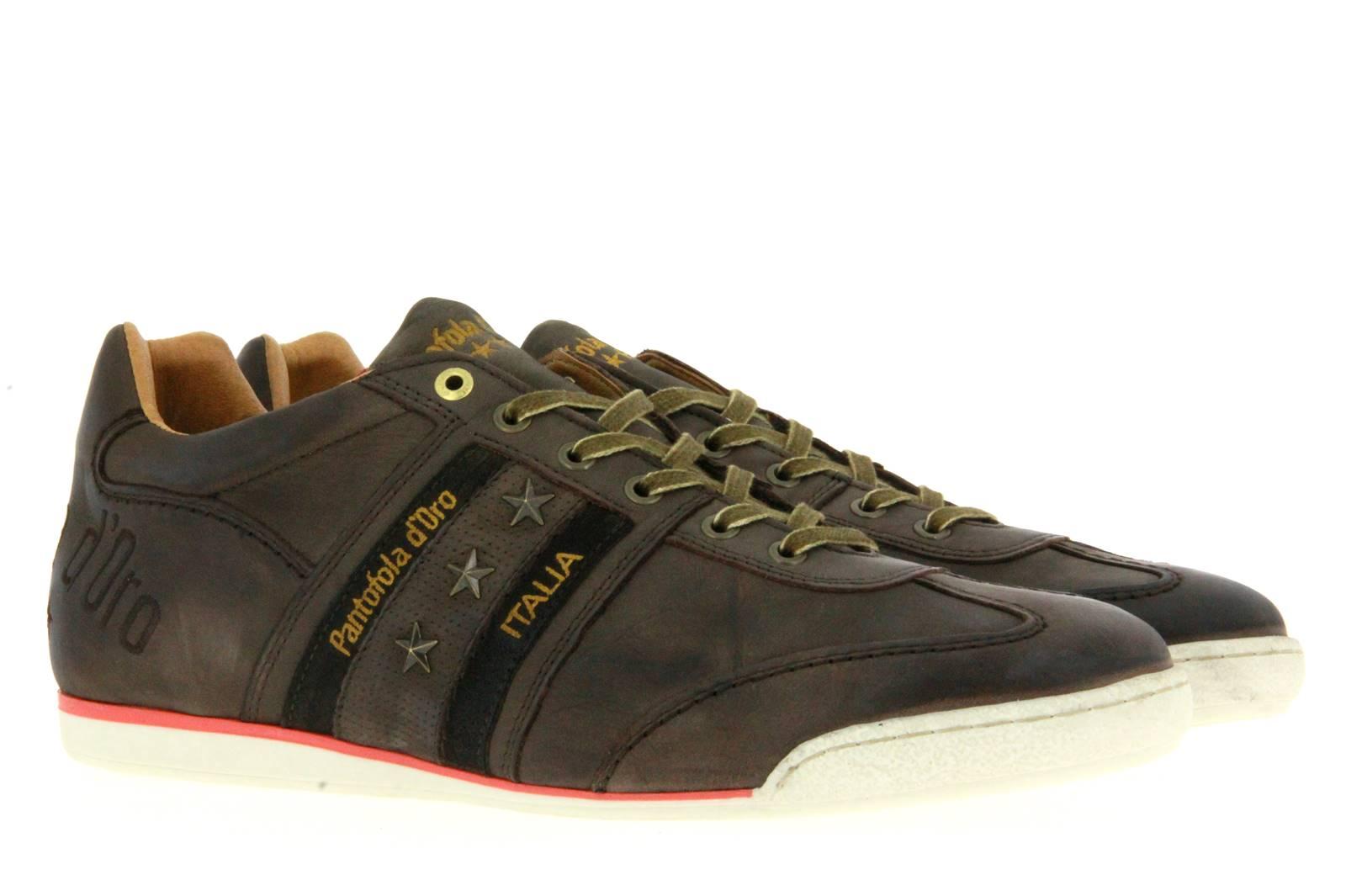 Pantofola d`Oro sneaker ASCOLI VINTAGE LOW XL TORTOISE SHELL