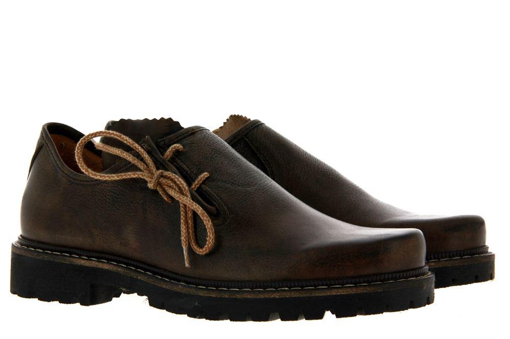 dirndl + bua traditional shoe SANTIAGO OLIV