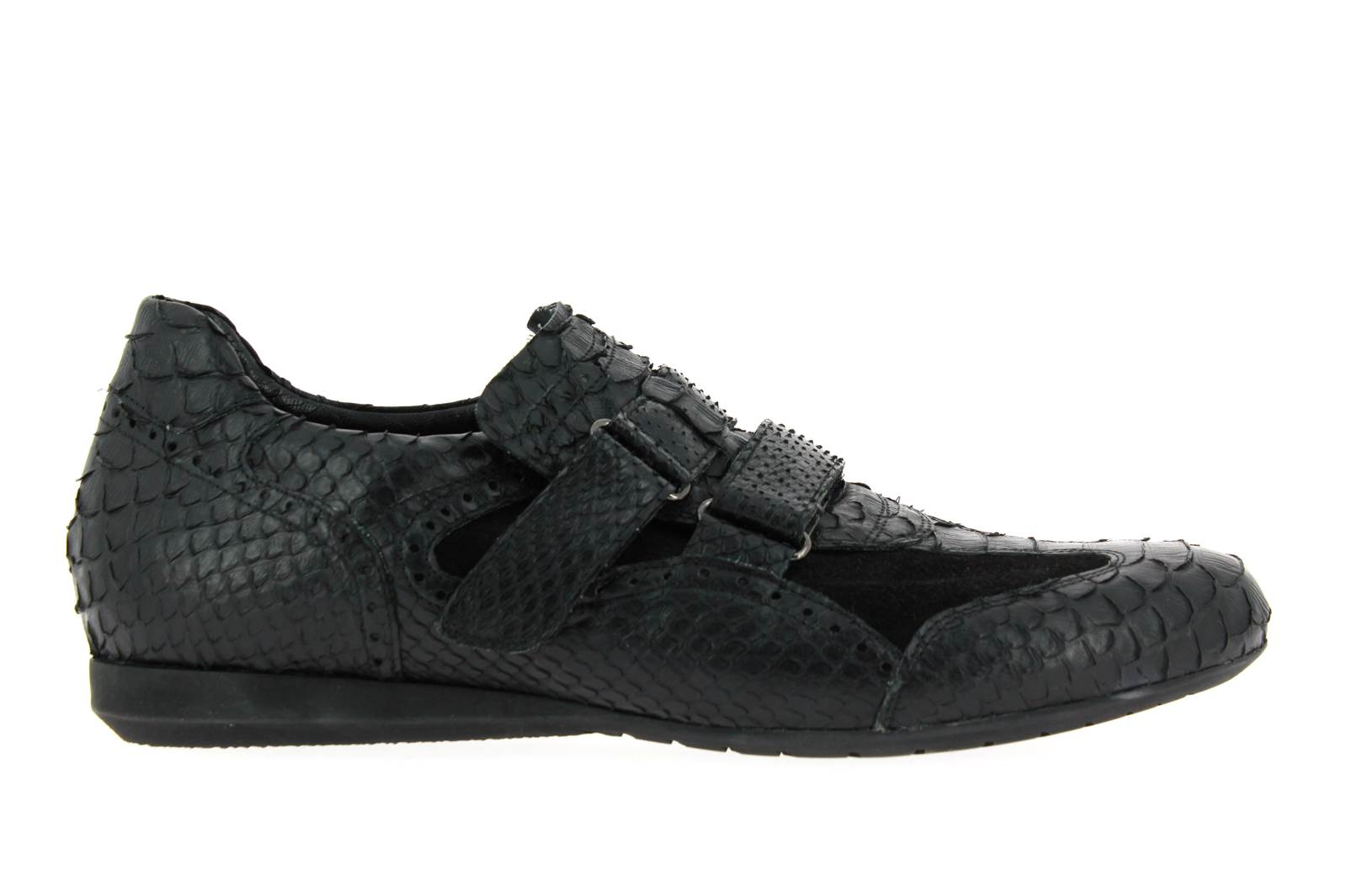 Fernando Pensato Sneaker ANACONDA NERO (47)