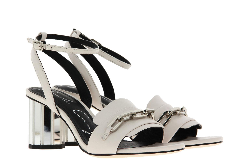 Lola Cruz sandals NAPPA OFF WHITE