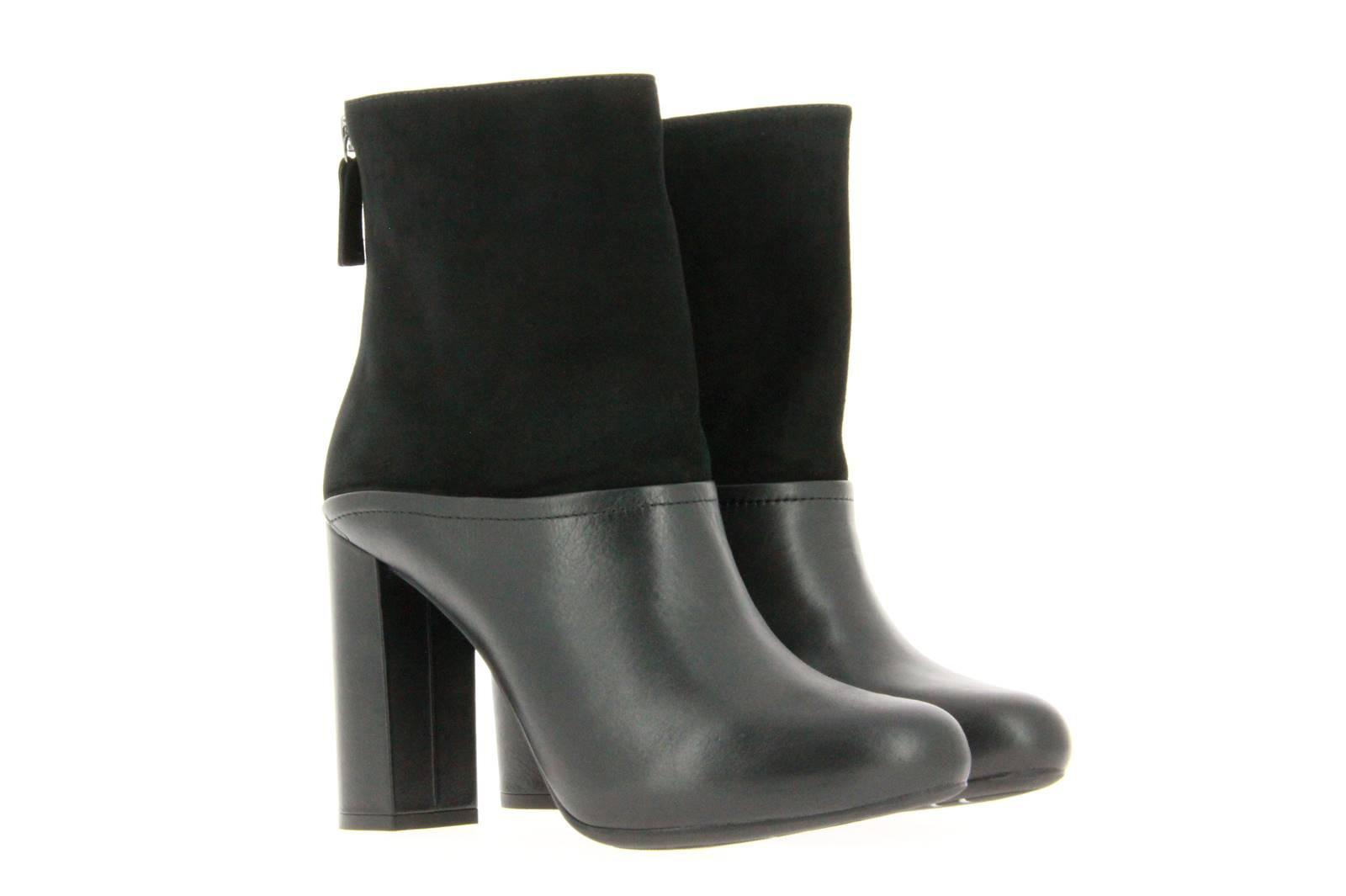 Unisa ankle boots SOSUA BLACK RIVER