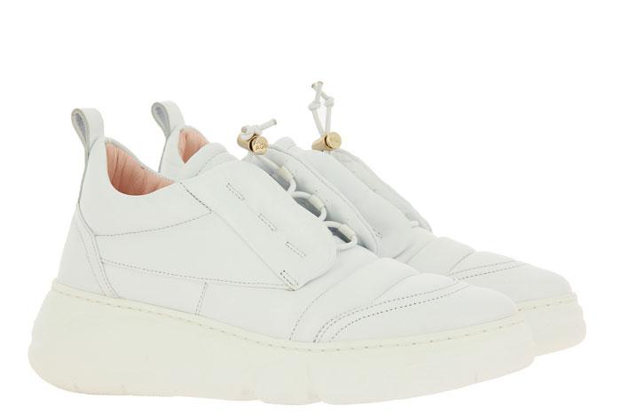 Attilio Giusti Leombruni sneaker NAPPA WHITE