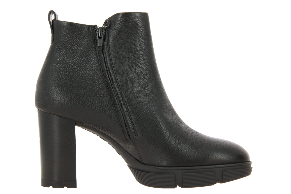 Paul Green ankle boots MASTERCALF BLACK