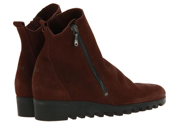 Arche ankle boots LOMAGE NUBUCK CAFE