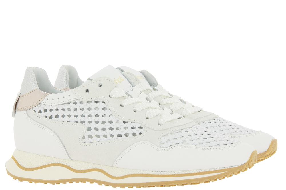 Maripé Sneaker  LUNA F.MARTE VITELLO BIANCO