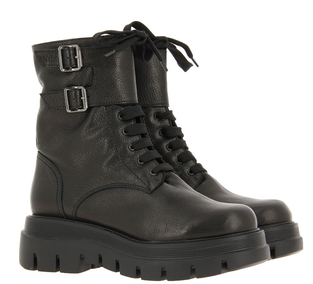 Brunate ankle boots lined EDO EPOQUE NERO 38401