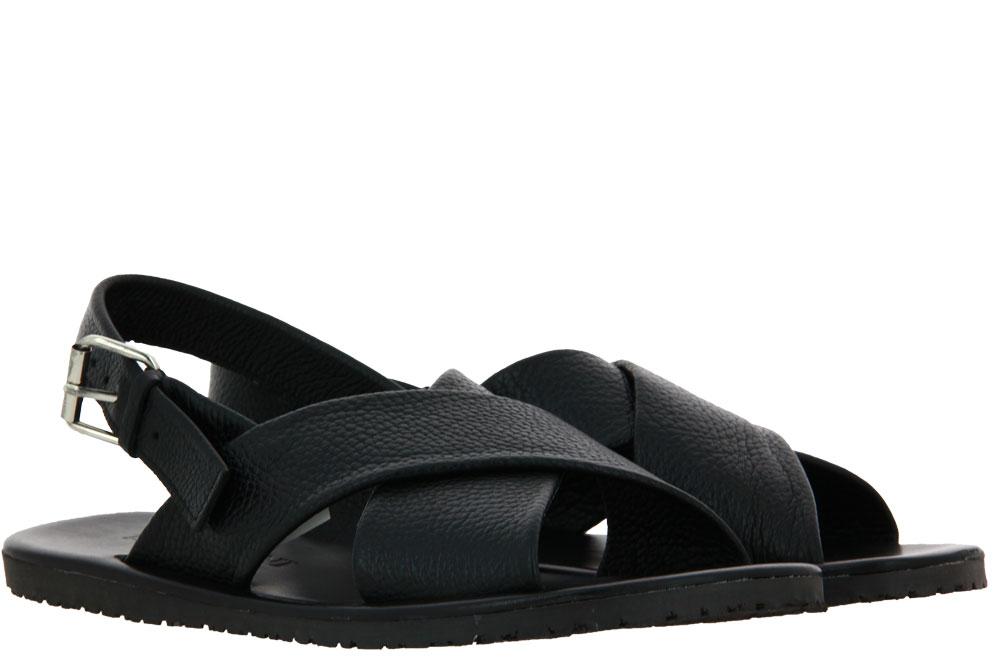 Emozioni sandals LEATHER BLACK M5711