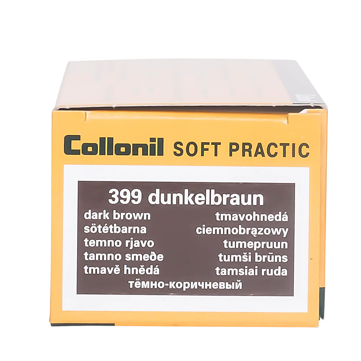Collonil Creme SOFT PRACTIC dark brown