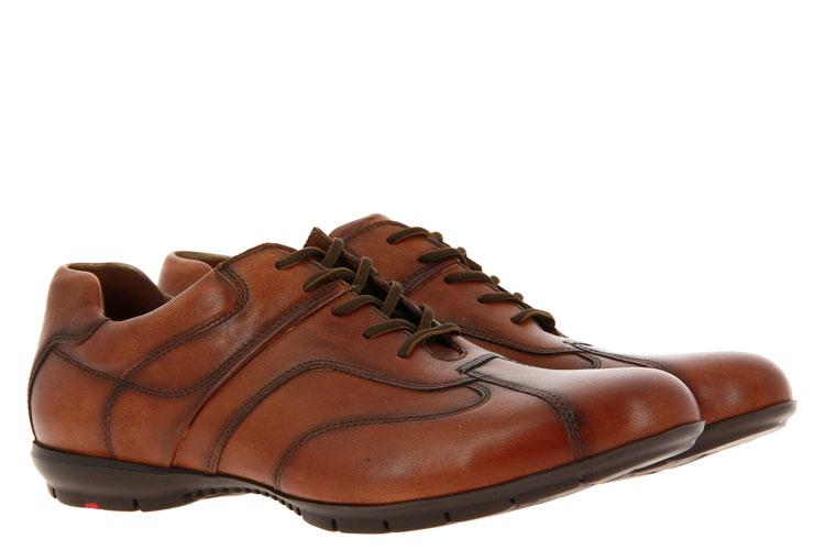 Lloyd sneaker ARCHIE SAN REMO CALF COGNAC