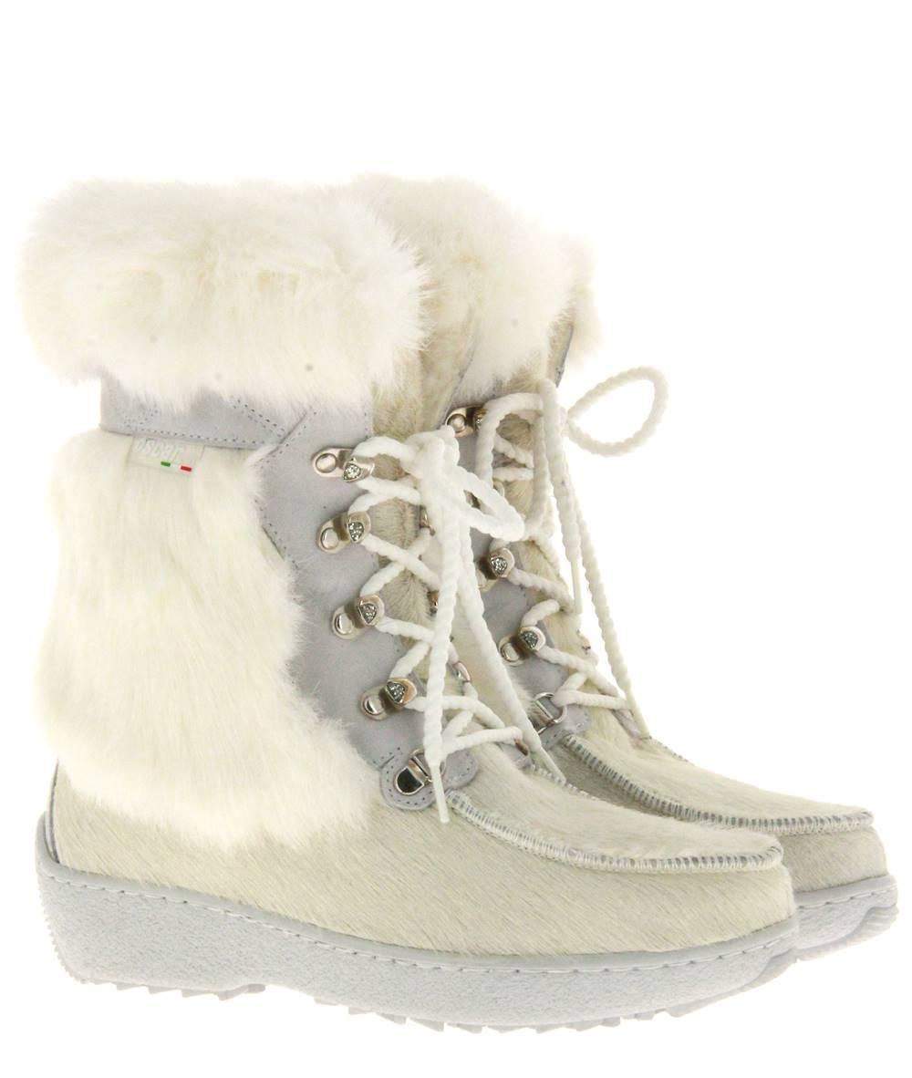 Oscar Sport fur boots BENNY BIANCO