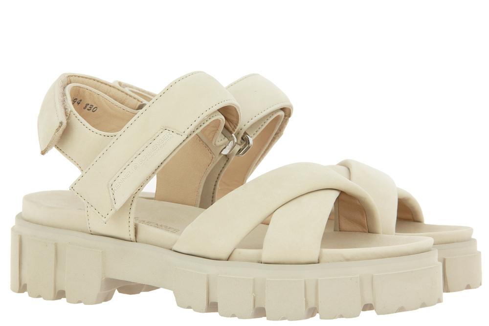 Kennel & Schmenger sandals SOFT NUBUK DESERT