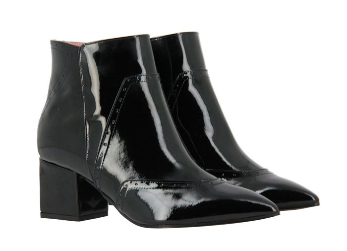 Pollini ankle boots VERNICE NERO