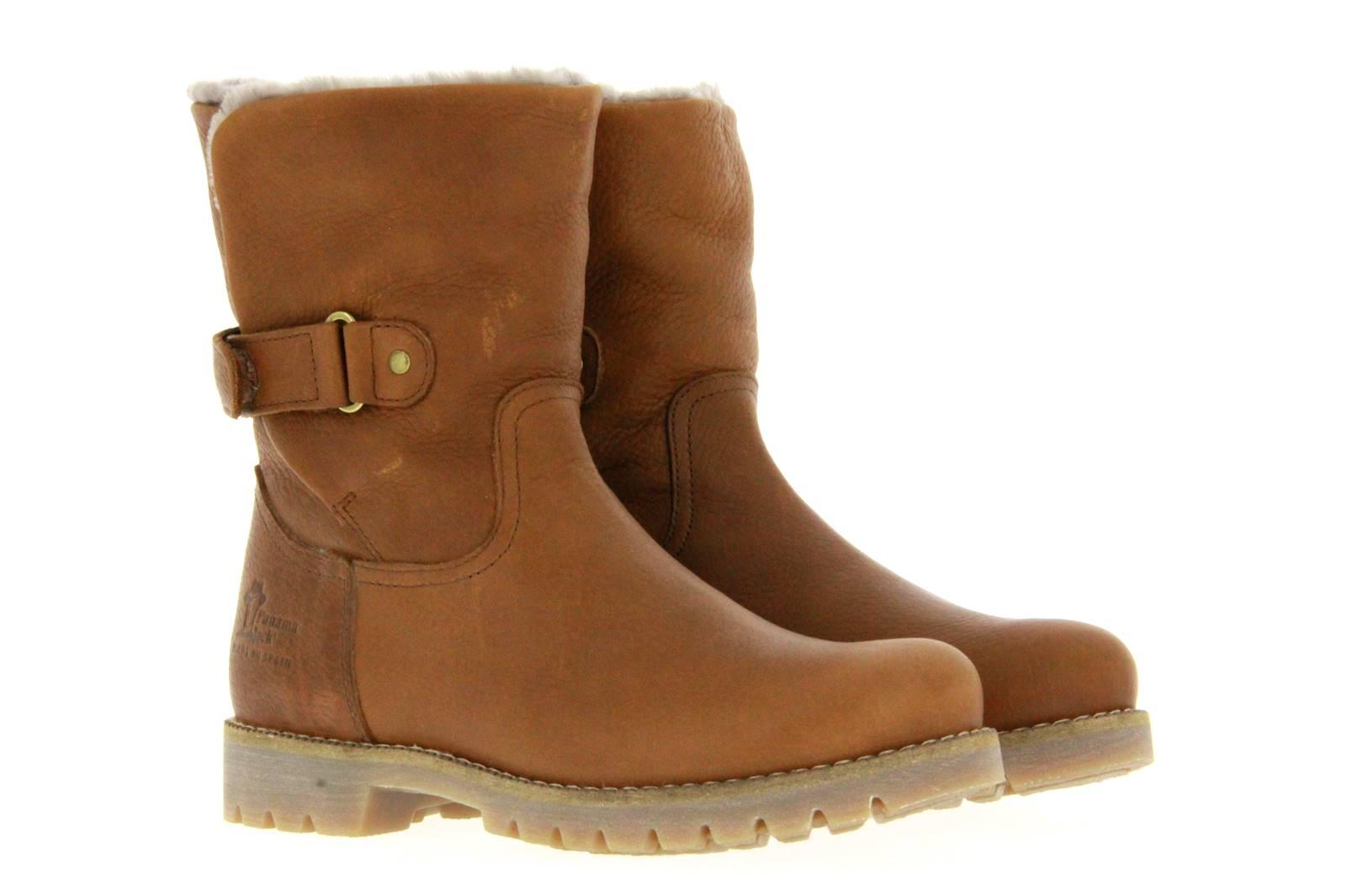 Panama Jack ankle boots lined FELINA IGLOO B4 NAPPA GRASS CUERO BARK
