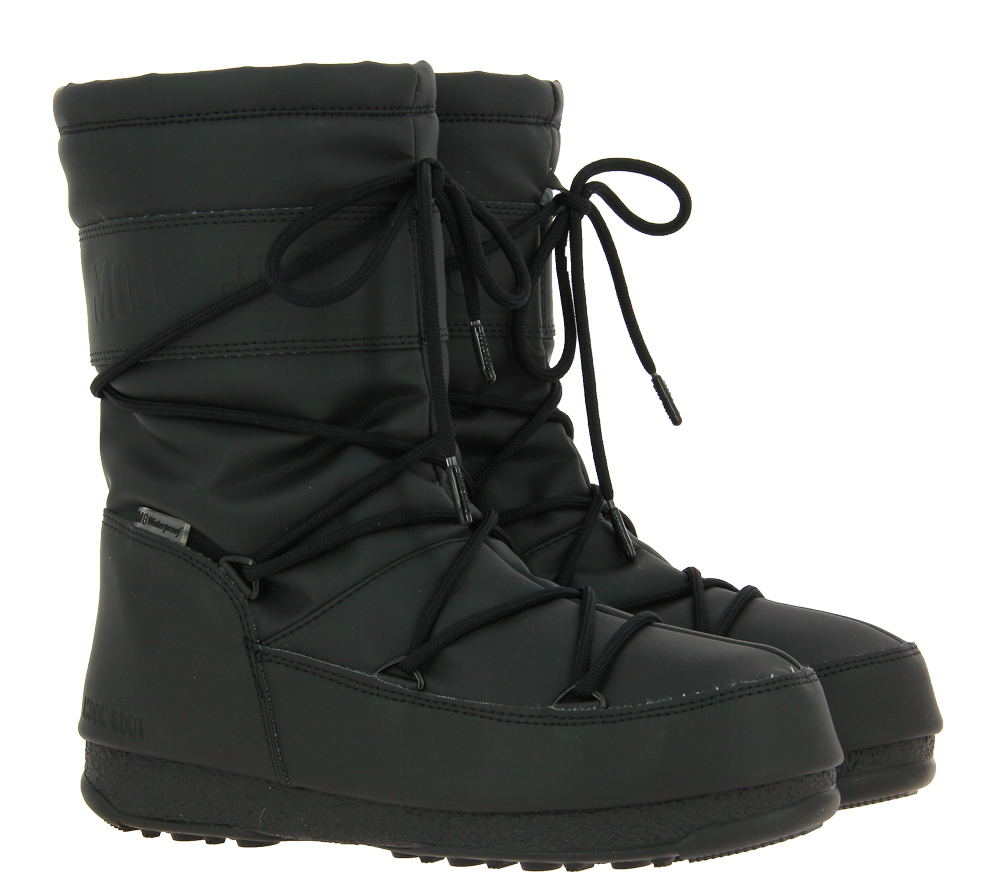 Moon Boot Stiefelette MID RUBBER WP