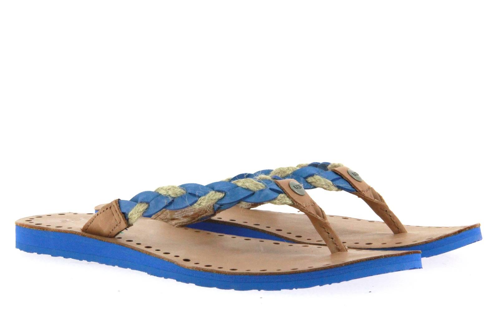 UGG Australia flip flop W NAVY BLUE